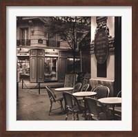 Framed Café, Montmartre