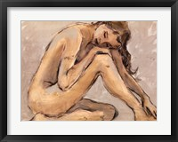 Laying Low I Framed Print