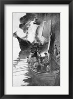 Framed Burning of the 'Gaspee'