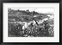 Framed Battle of Paceo