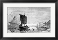 Framed Discovery of Greenland