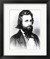 Framed Andrew Jackson