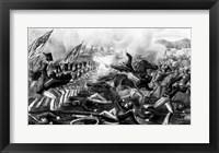 Framed Battle of Churubusco