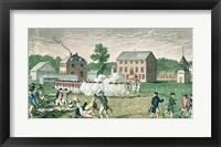 Framed Battle of Lexington