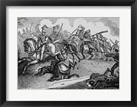 Framed Battle of Bracito