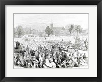 Framed Celebration of the Abolition of Slavery
