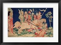 Framed Myriads of Horsemen