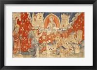 Framed Seven Bowls of Wrath and the Destruction of Babylon