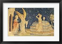 Framed Woman of Babylon