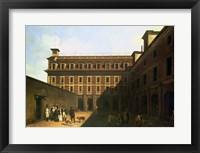 Framed Prison des Madelonnettes