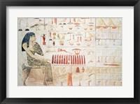 Framed Stela of Princess Nefertiabet