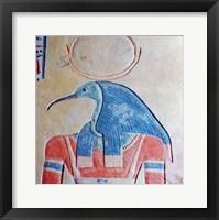 Framed God Thoth