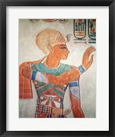 Framed Portrait of Ramesses III
