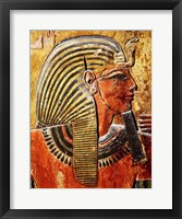 Framed head of Seti I