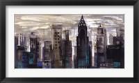 Framed New York Moment