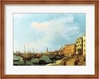 Framed Riva Degli Schiavoni