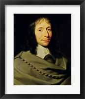 Framed Blaise Pascal