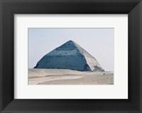 Framed Bent Pyramid
