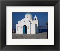 Framed Church in Greece