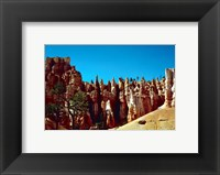 Framed Scenic Shot from Bryce Canyon National Park