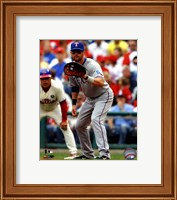 Framed Michael Young 2011 Action