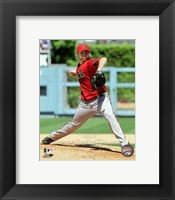 Framed Ian Kennedy 2011 Action