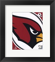 Framed Arizona Cardinals 2011 Logo