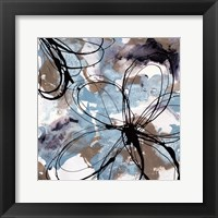 Free Flow II Framed Print