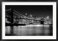 Framed NYC Nights