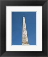 Framed Rome Ramses II Obelisk