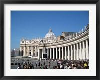 Framed Vatican Rome