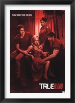 Framed True Blood - Show Your True Colors
