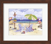 Framed Beachside Chairs