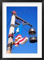 Framed Cowboy Boot, Scottsdale, Phoenix, Arizona, USA