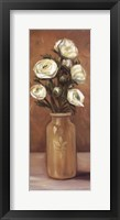 Framed Flores I