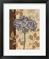 Chelsea Blue I - mini Framed Print