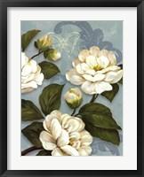 Framed Camellias