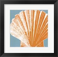 Framed Graphic Shell IV