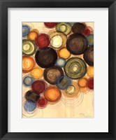 Colorful Whimsy II Framed Print