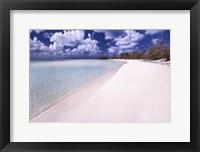 Framed Deep Creek Beach