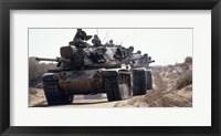 Framed Tank