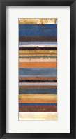 Framed Stripes Panel II