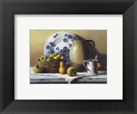 Country Kitchen II Framed Print