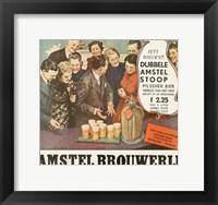 Framed Dubbele Amstelstoop