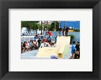 Framed Pista de Skate em poa sao Paulo Brasil