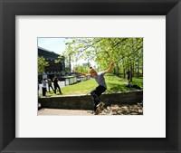 Framed Seattle Skateboarding