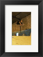 Framed Simon Godet en Melon au Skate Park Alai de Biarritz