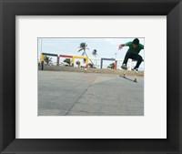 Framed Skate Jump