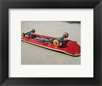 Framed Got Jesus Skateboard