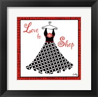 Framed Love to Shop